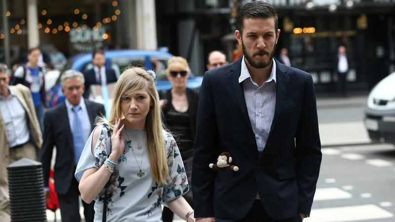 Charlie Gard parents end legal fight