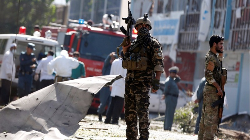 Taliban suicide car bomber kills dozens in Kabul