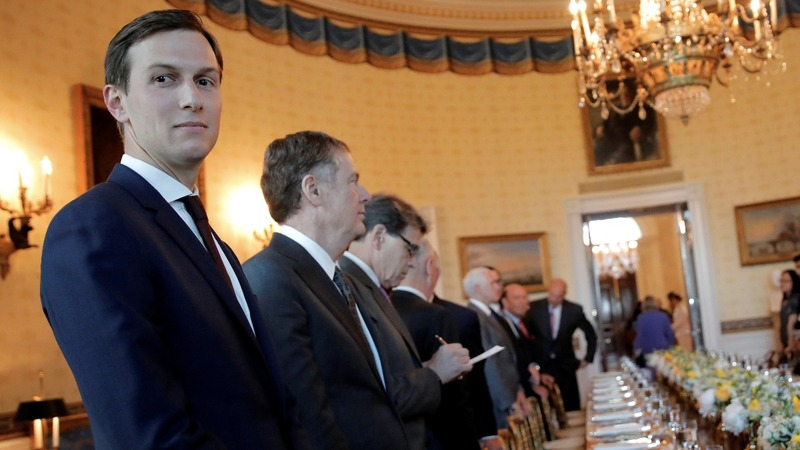 Kushner: 'I did not collude'