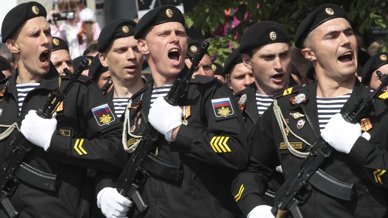 Why Ukrainian forces gave up Crimea without a fight