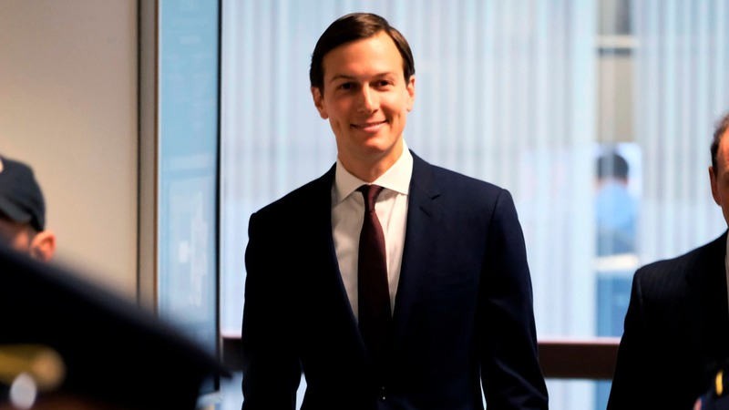 Kushner says 'I did not collude' after Hill testimony