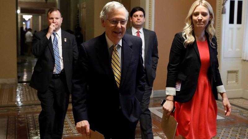 Senate votes to open debate on health care bill