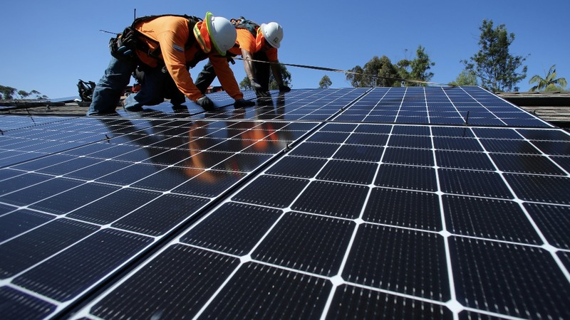 Prospect of Trump tariff looms over U.S. solar industry