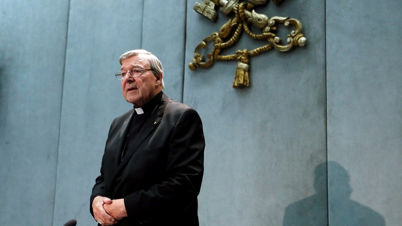 Pell's Australian home town reminded of past as he faces court