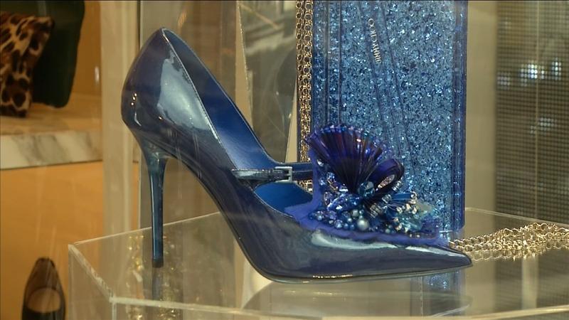 Michael Kors snaps up luxury shoemaker Jimmy Choo
