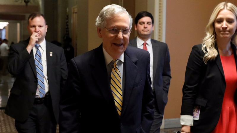 Senate votes to open debate on health care bill