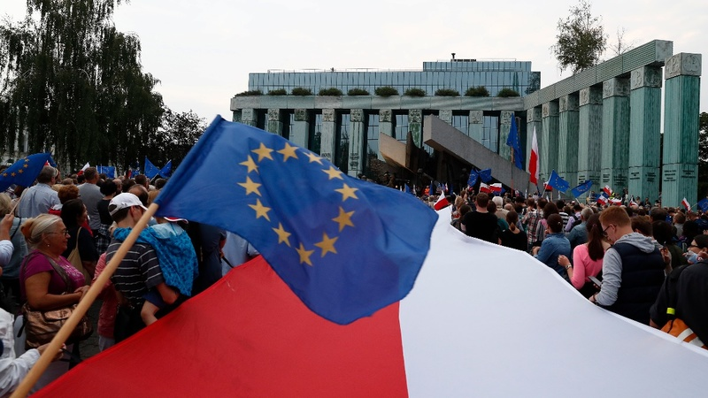EU launches legal action against Poland