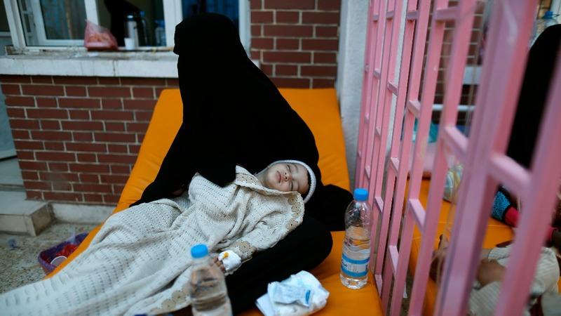 INSIGHT: Yemen's deadly cholera outbreak