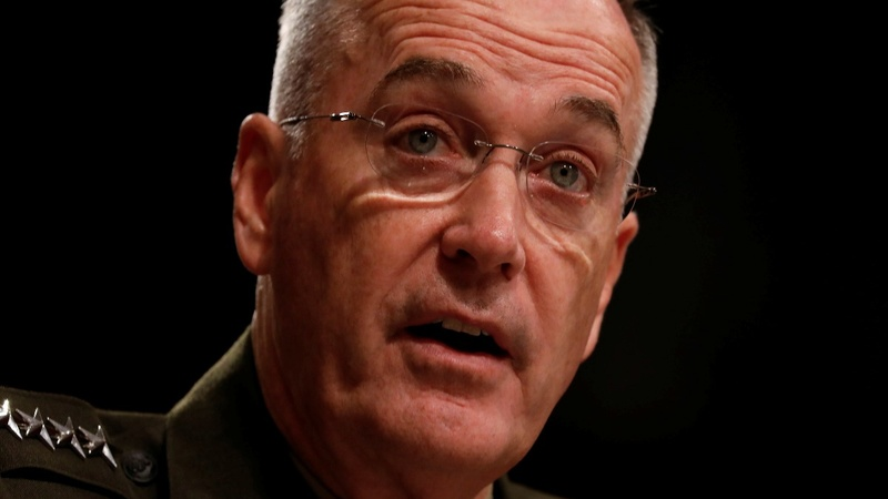 Top U.S. general: No changes to transgender policy yet