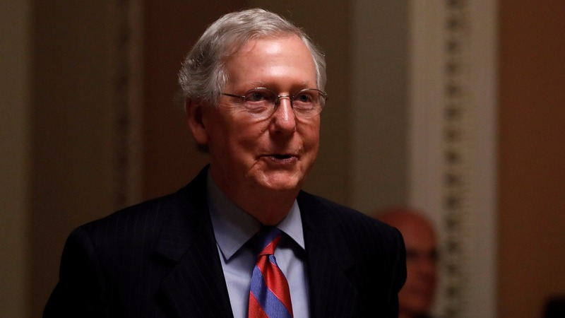 GOP reeling after Obamacare repeal collapses in Senate