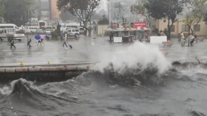 INSIGHT: Huge hailstorm batters Turkey