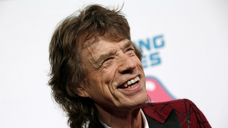 Mick Jagger surprises with two politically-charged songs