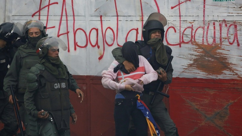 More unrest in Venezuela as controversial election nears