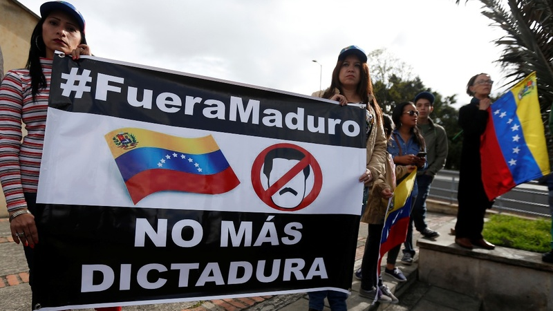 INSIGHT: Protests in Colombia over Venezuela vote