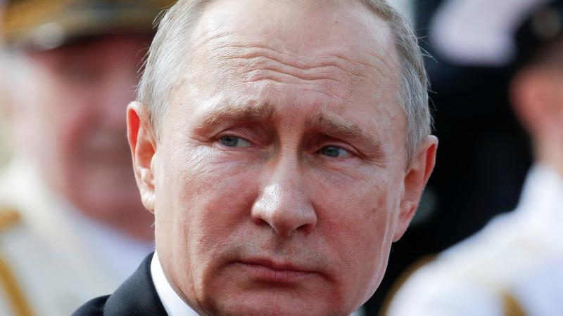 Putin says U.S. must cut 755 diplomatic staff