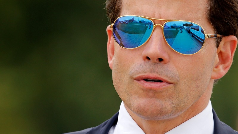 Scaramucci out of White House after 10 days