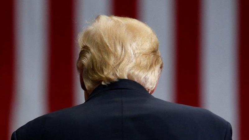 Trump 'dictated' misleading statement - Washington Post