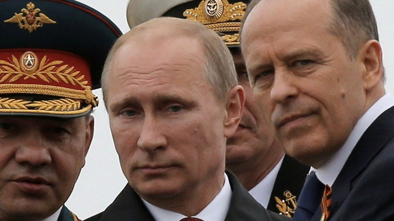 Amid rising tensions, no let-up in Russia espionage: official
