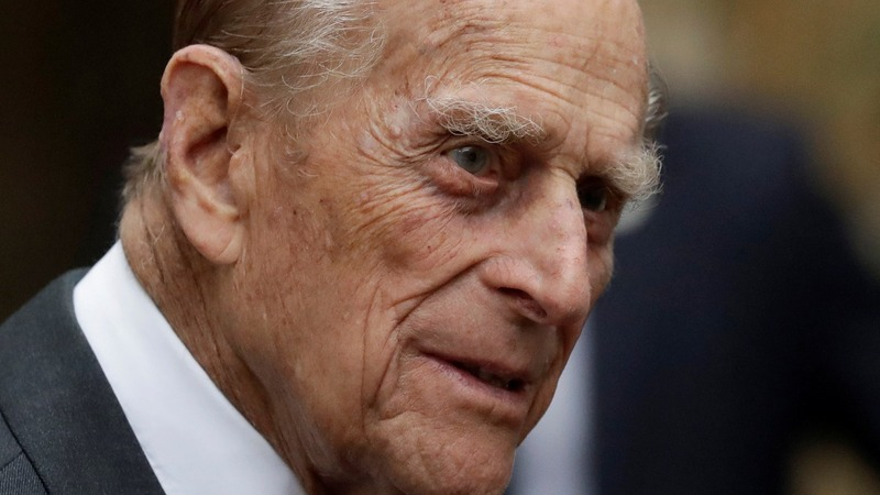 Britain's Prince Philip bows out of public life