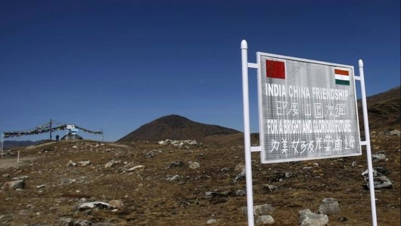 Tensions build over the disputed India-China border