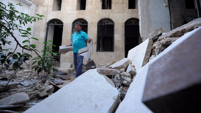 Aleppo's Old City can be rebuilt, UNESCO says