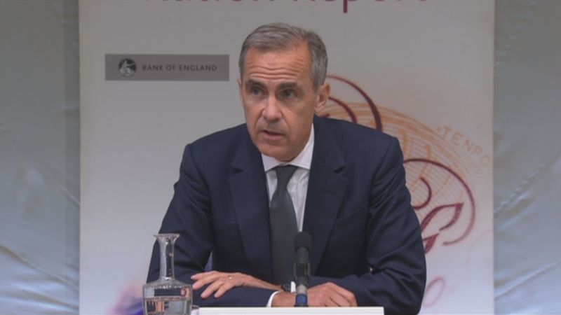 Bank of England votes against interest rate rise