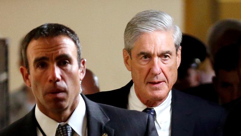 Grand jury subpoenas issued in Mueller's Russia probe