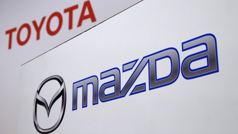 Toyota and Mazda join forces to build U.S. plant