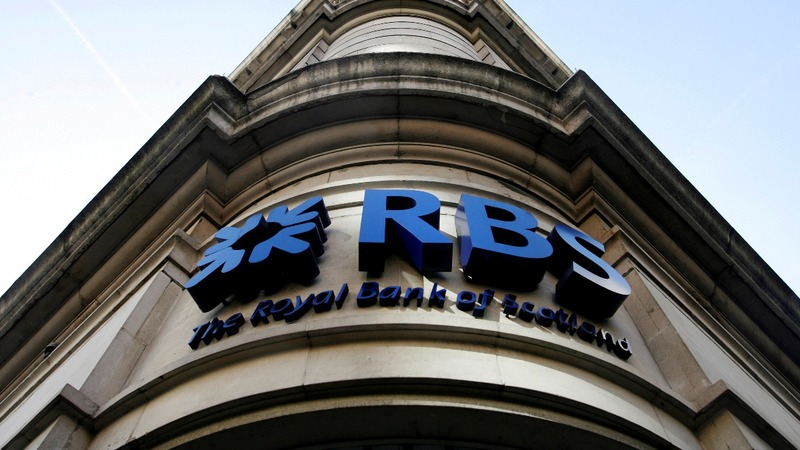 First-half profit as RBS recovery gathers pace