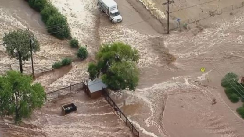 Extreme weather wreaks havoc across U.S.