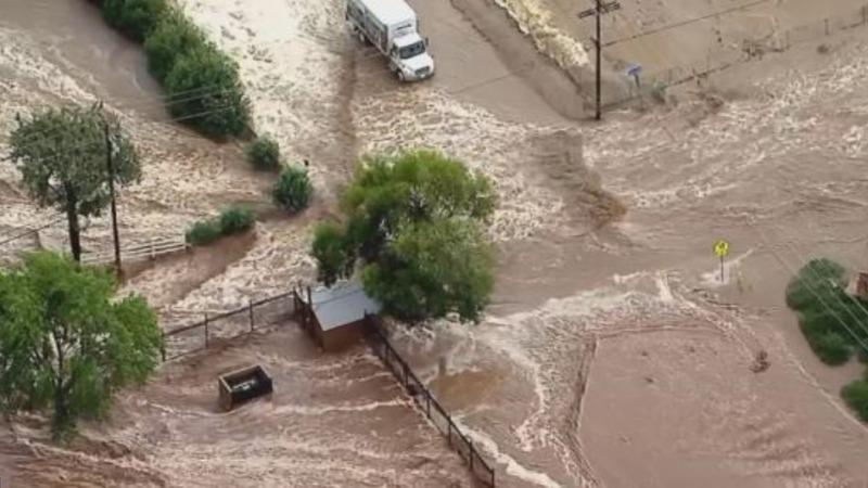 Extreme weather wreaks havoc across U.S.