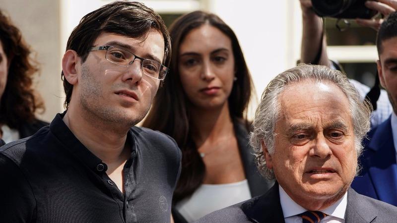 Martin Shkreli convicted of fraud