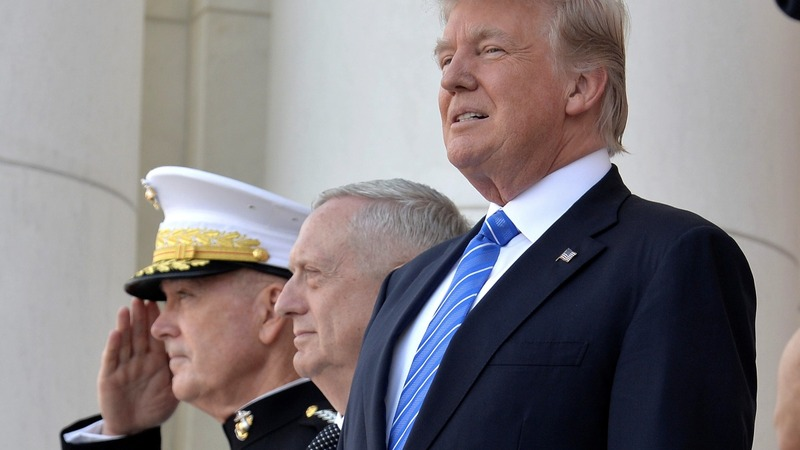 Trump frustrated over Afghanistan war strategy