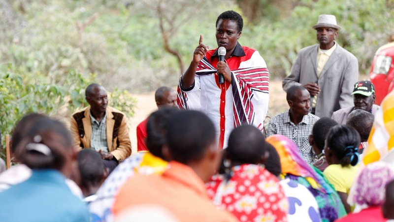 Kenya election a dangerous game for female candidates