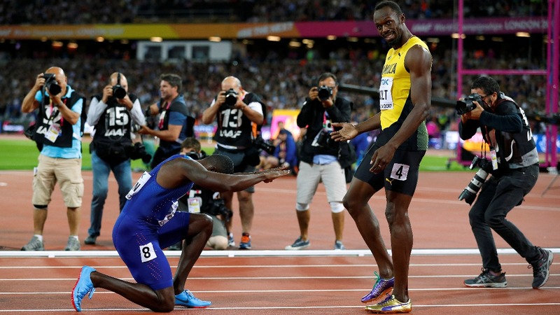 In Pictures: The World Athletics Championships