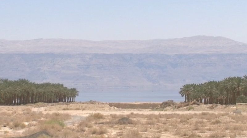 Agreement made to fix sewage problem in Holy Land