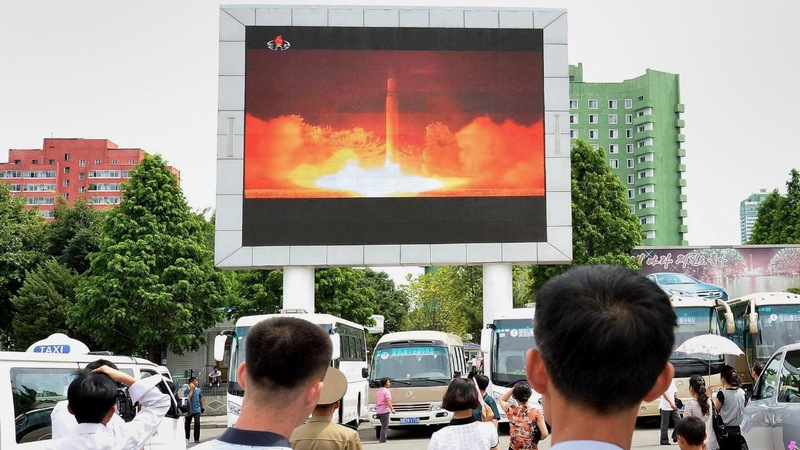 North Korea lashes out as even China joins UN sanctions