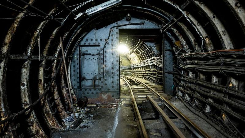 London opens its secret underground 'Mail Rail'