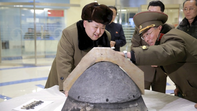 North Korea making missile-ready nukes -WaPo