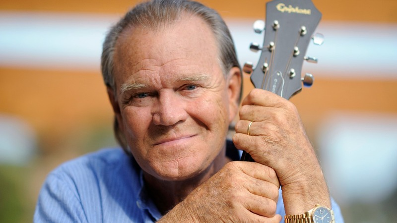 Country singer Glen Campbell dead at 81