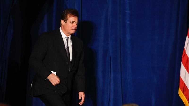 FBI raided home of Trump's ex-campaign chairman