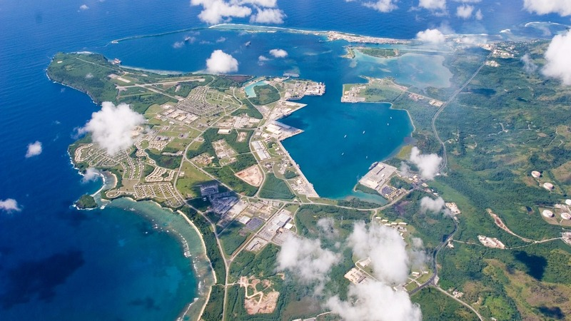 Guam grabs the spotlight after North Korea threat