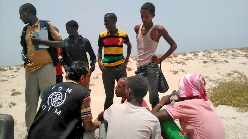 UN agency claims migrants 'deliberately drowned'