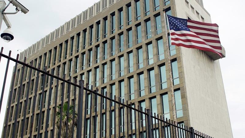 Cuba probing health 'incidents' of U.S. diplomats in Havana