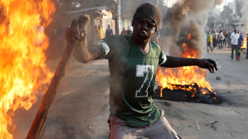 Killings hit Kenya's election protests