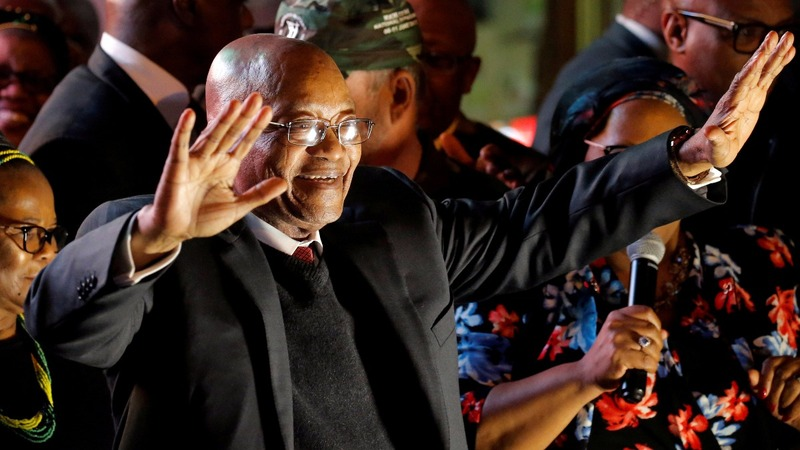 ANC rift in focus after S. Africa Zuma vote