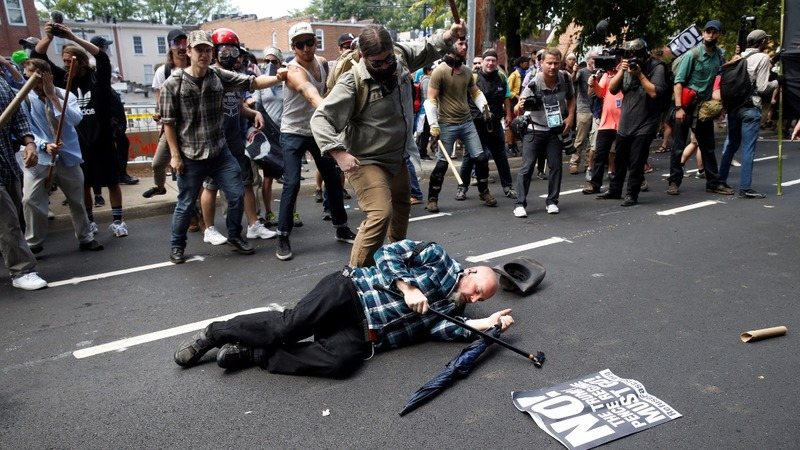 White supremacist rally sparks state of emergency