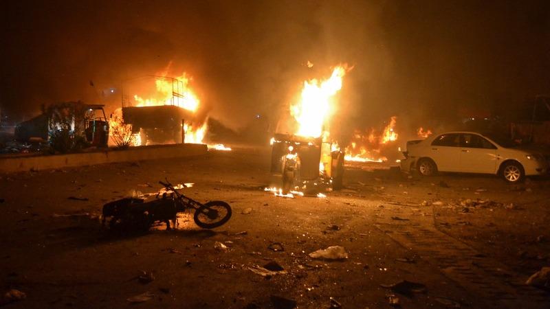 Bomb kills at least 15 in Pakistani city of Quetta