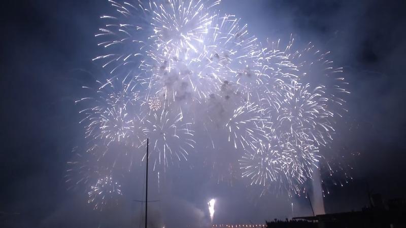 INSIGHT: Annual fireworks display lights up Geneva