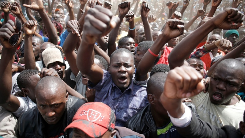 Kenya's opposition urges supporters to strike
